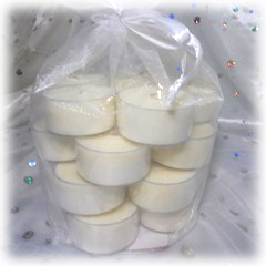 unscented tealights 2019